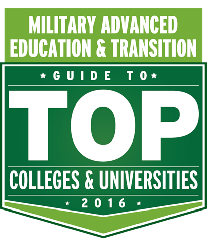 Military Advanced Education & Transition Guide to Top Colleges & Universities 2016
