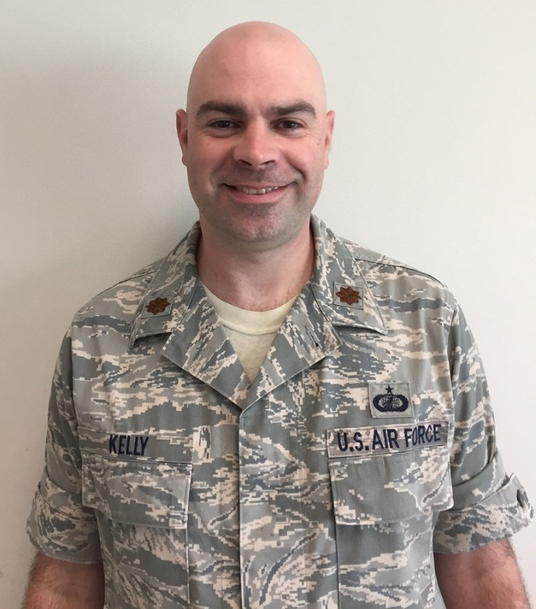 Veteran of the Month - Andy Kelly
