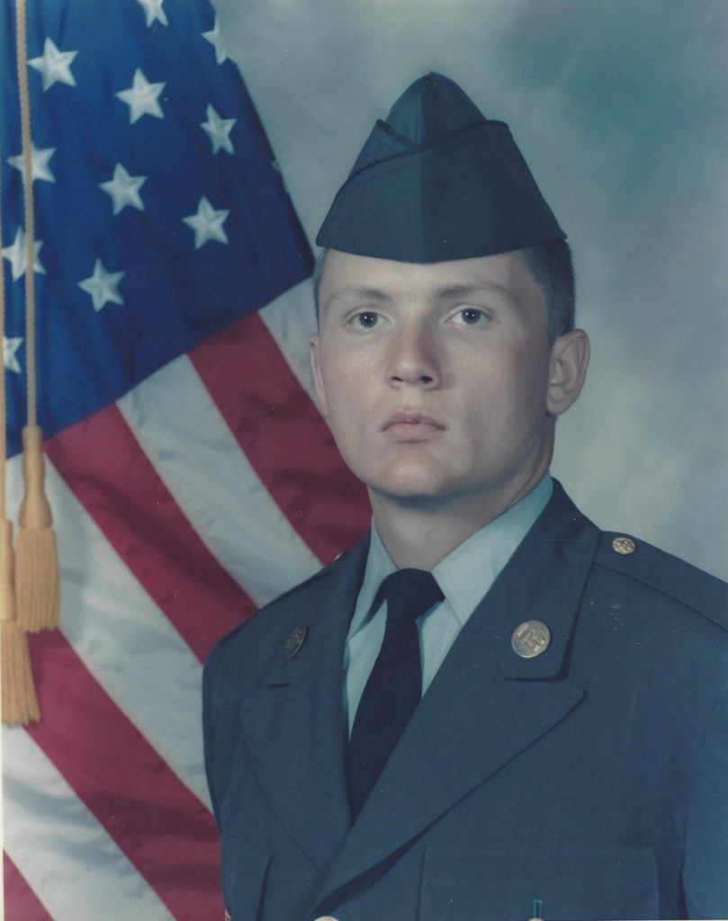 Veteran of the Month - Stacey Mobley