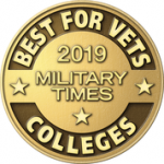Best for Vets Colleges 2019 by Military Times