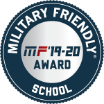 UConn was named a Military Friendly School for 2019-2020